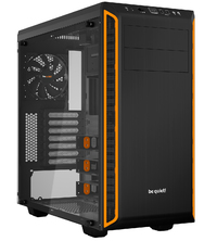 Be Quiet! Pure Base 600 Windowed - Orange