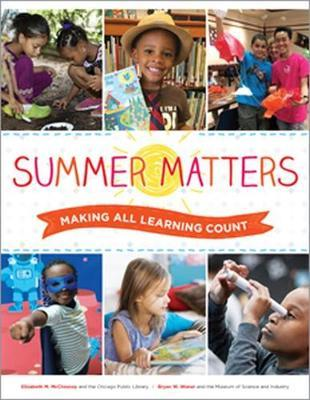 Summer Matters by Elizabeth M McChesney