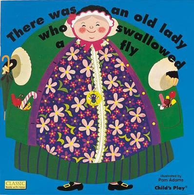 There Was an Old Lady Who Swallowed a Fly image