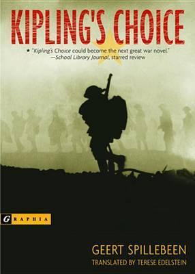 Kipling's Choice by Geert Spillebeen