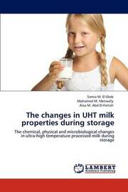 The Changes in Uht Milk Properties During Storage by Samia M. El-Dieb