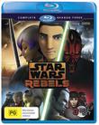 Star Wars: Rebels - Season 3 on Blu-ray