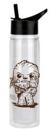 Star Wars: Chewbacca with Porg - Pop! Water Bottle (591ml)