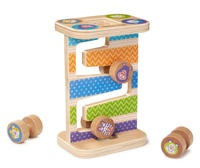 Melissa & Doug: Safari Zig-Zag - Wooden Tower