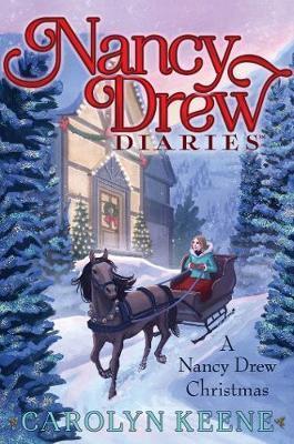 A Nancy Drew Christmas by Carolyn Keene image