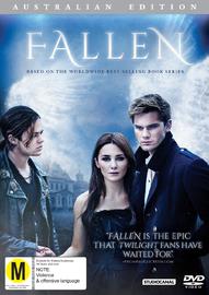 Fallen on DVD