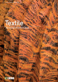 Textile: The Journal of Cloth and Culture image