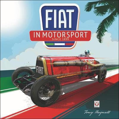 FIAT in Motorsport by Anthony Bagnall