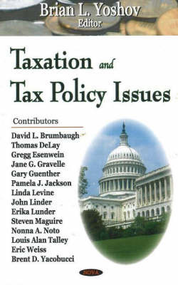 Taxation & Tax Policy Issues image