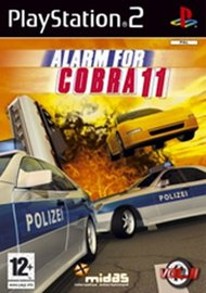 Alarm for Cobra 11: Hot Pursuit for PlayStation 2 image