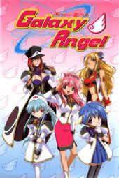 Galaxy Angel Collection on DVD