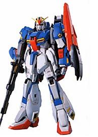 Gundam Model Kit - 1/60 Zeta Gundam MSZ-006 (perfect grade)