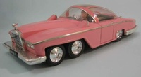 Corgi Thunderbirds FAB1 Diecast Model