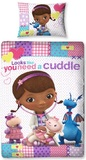 Doc McStuffins Single Duvet Cover Set