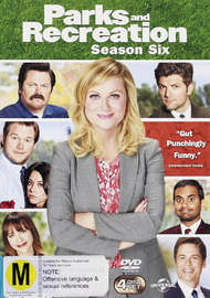Parks And Recreation - Season 6 on DVD