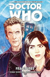 Doctor Who, The Twelfth Doctor by Robbie Morrison