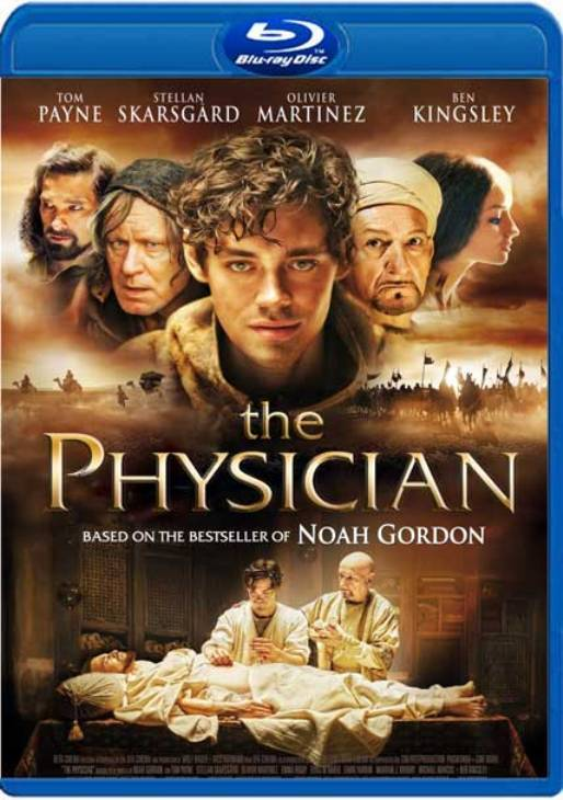 The Physician on Blu-ray image