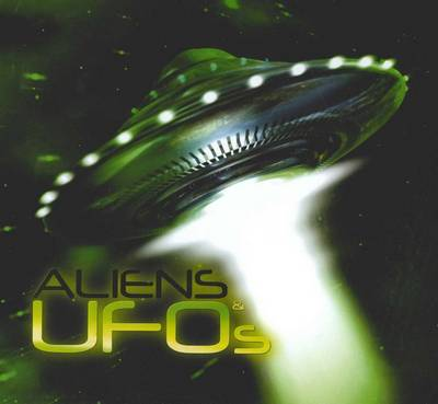 Aliens and UFOs by Christopher Evans image