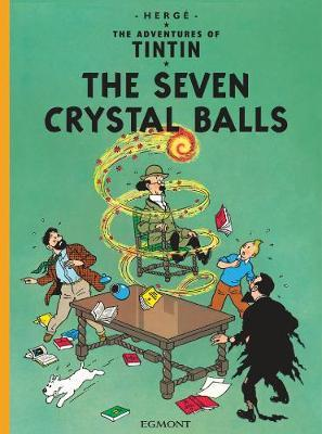 Tintin: Seven Crystal Balls (The Adventures of Tintin #13) by Herge image