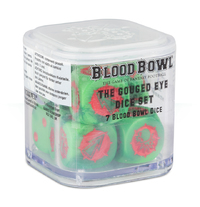 Blood Bowl Orc Dice image