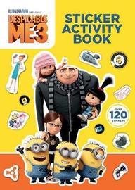 Despicable Me 3: Sticker Activity Book