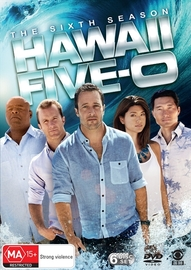 Hawaii Five-0 - Season 6 (6 Disc Set) on DVD