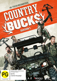 Country Buck$ - Season 1 on DVD