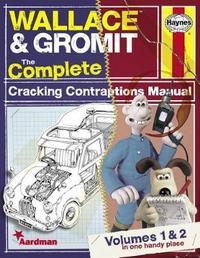 Wallace & Gromit by Derek Smith
