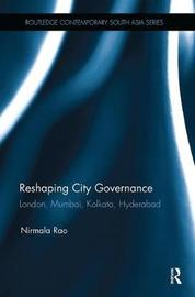 Reshaping City Governance by Nirmala Rao image