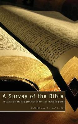 A Survey of the Bible by Ronald F Satta image