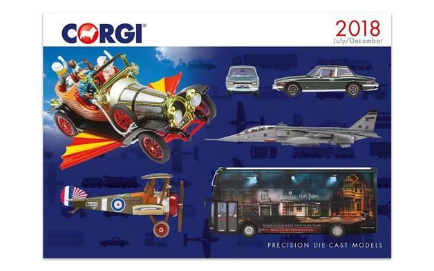 Corgi Catalogue - July/Dec 2018