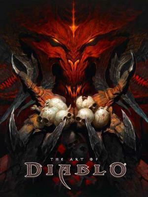 The Art of Diablo by Jake Gerli