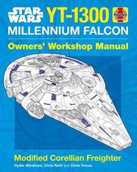 YT-1300 Millennium Falcon Manual by Ryder Windham