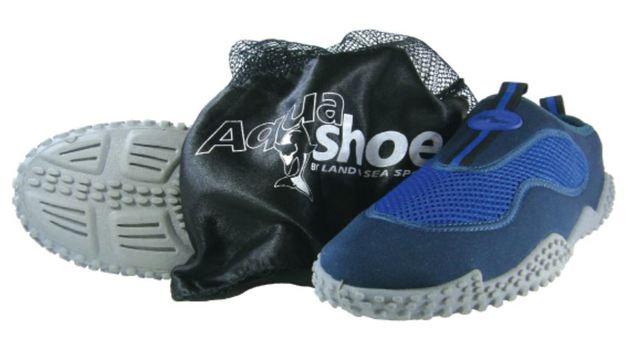 Aqua Shoe - Blue (Size 4)