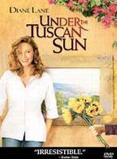 Under The Tuscan Sun on DVD