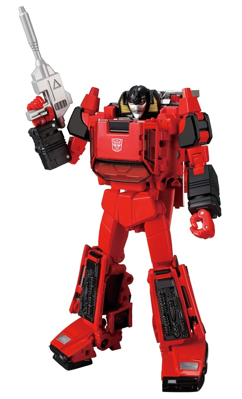 Transformers: Masterpiece - MP-39+ Spin-Out