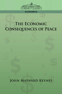 The Economic Consequences of Peace by John Maynard Keynes image