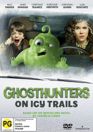 Ghosthunters: On Icy Trails on DVD
