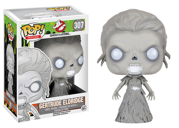 Ghostbusters - Gertrude Eldridge Pop! Vinyl Figure