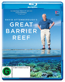 David Attenborough - Great Barrier Reef on Blu-ray