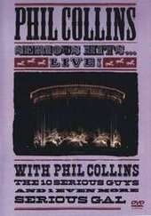 Phil Collins - Serious Hits: Live! (2 Disc Set) on DVD