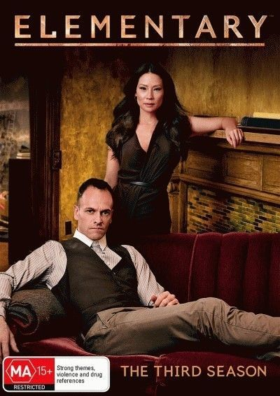 Elementary - Season Three on DVD image