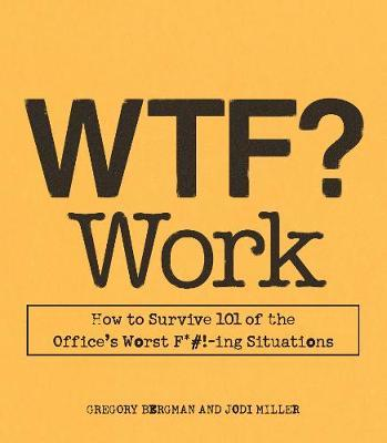 WTF? Work by Gregory Bergman image