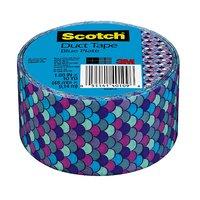 Scotch® Duct Tape - Blue Plate (48mm x 9.14m)