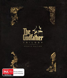 The Godfather Trilogy: 45th Anniversary Boxset on Blu-ray