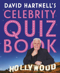 David Hartnell's Celebrity Quiz Book by David Hartnell image