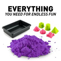 National Geographic: Ultimate Play Sand - (Purple) image