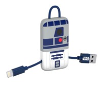 Tribe: Lightning Keyline Cable - R2-D2 (22cm)