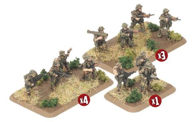 Team Yankee: Australian Mechanised Platoon