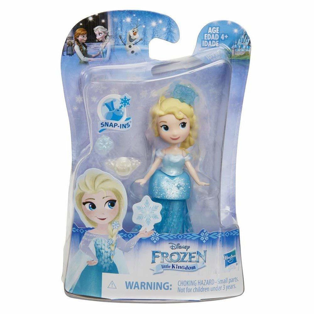 Frozen: Small Doll - Elsa image